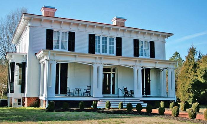 Preservation Warrenton - Warrenton: Plantation Homes Walking Tour on Sunday, April 27th from Preservation Warrenton (Up to 52% Off)