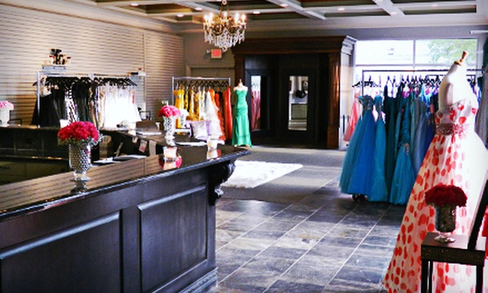 Couture House Rentals - Multiple Locations: Three-Day Designer Dress Rental with Optional Accessories from Couture House Rentals (51% Off)