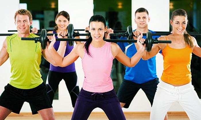 Premier Athletic Club - Montrose: 15 or 10 Group Fitness Classes at Premier Athletic Club (Up to 78% Off)