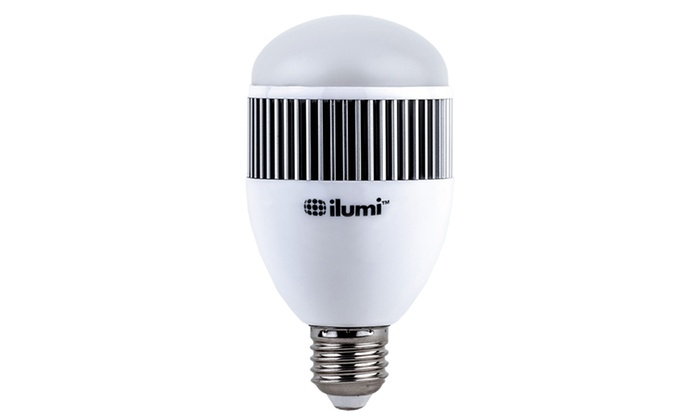 ilumi: Energy-Efficient, Color-Changing Smartbulb from ilumi (Half Off)