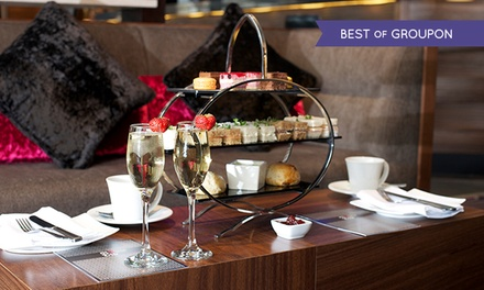 4* Afternoon Tea with Bubbly at 2 Bridge Place, 4* DoubleTree by Hilton Victoria (Up to 65% Off) (London)