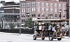 Great Lakes Pub Cruiser - Great Lakes Pub Cruiser: Pedal Pub for Eight People at Great Lakes Pub Cruiser (Up to 50% Off). 56 Options Available.