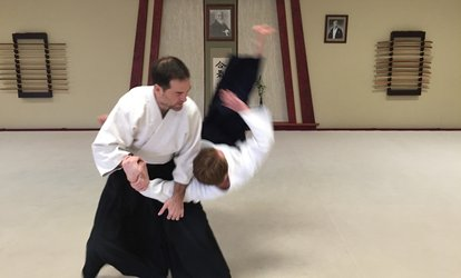 Up to 70% Off Aikido Classes