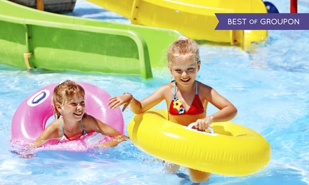 Two-Individual or Family All-Day Visit to Atlantis Waterslides (Up to 40% Off)