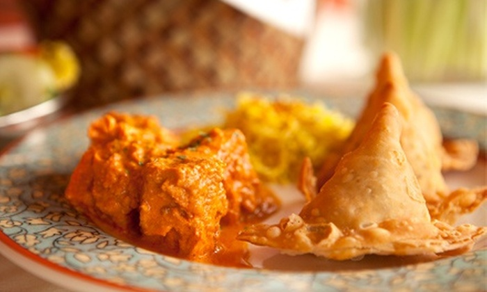Best of India - SeaTac: $11 for Two Groupons, Each Good for $20 Worth of Indian Food at Best of India ($40 Value)