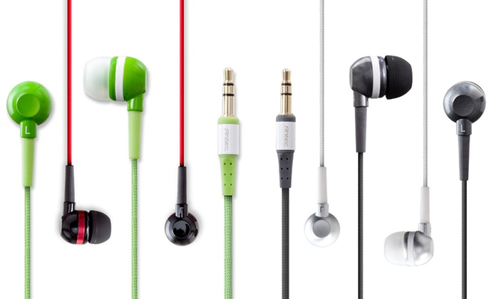 Antec dBs In-Ear Headphones: 1 Pair of Antec Mobile Products dBs In-Ear Headphones. Multiple Colors Available. Free Returns.
