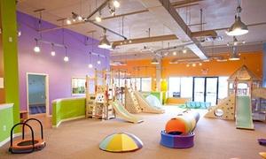 My Little Adventures Learn & Play Cafe: Visits for One or Two Children Until November 13, 2015 at My Little Adventures Learn & Play Cafe (Up to 82% Off)