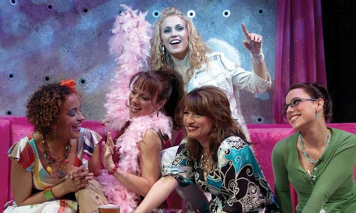 """""""Girls Night: The Musical"""" - City Theatre: """"Girls Night: The Musical"""" at City Theatre on November 6–9 (Up to 41% Off)"""
