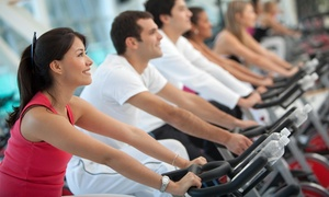 Cycle Therapy Inc.: Two 45-Minute Indoor-Cycling Classes from Cycle Therapy Inc. (72% Off)