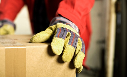 Two, Four, or Six Hours of Moving Services from K&K Master Services (Up to 52% Off)