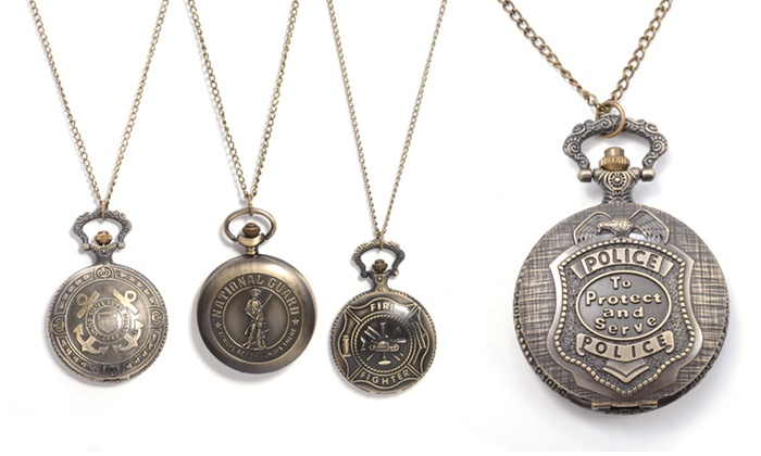First Responder Pocket Watches: First Responder Pocket Watch. Multiple Styles Available. Free Returns.