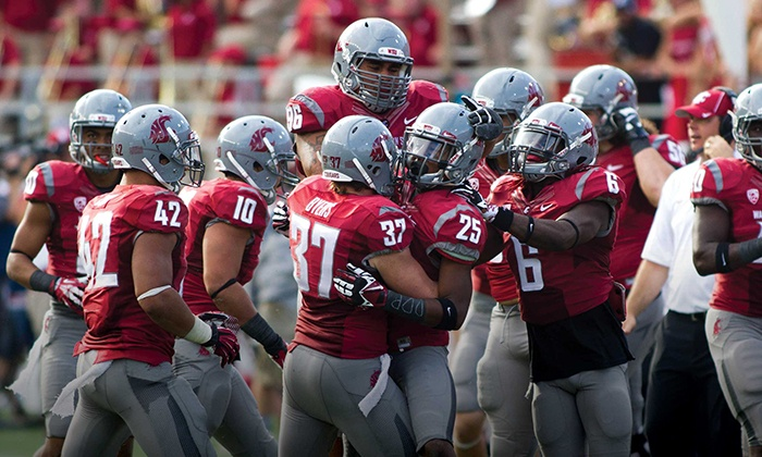 WSU vs Rutgers Football - CenturyLink Field: $15 to See a Washington State University Football Game Against Rutgers at CenturyLink Field on August 28 ($30.03 Value)