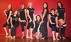 Aradia Fitness - Umstead: Sexy Fit 5-Class Punch Card or a Girls' Night Out for Two at Aradia Fitness (Up to 51% Off)