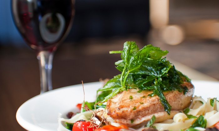 Casa Dante Restaurant - Journal Square: Italian Meal and Wine for Two or Four, or New Year's Eve Party for Oneat Casa Dante Restaurant (Up to 43% Off)