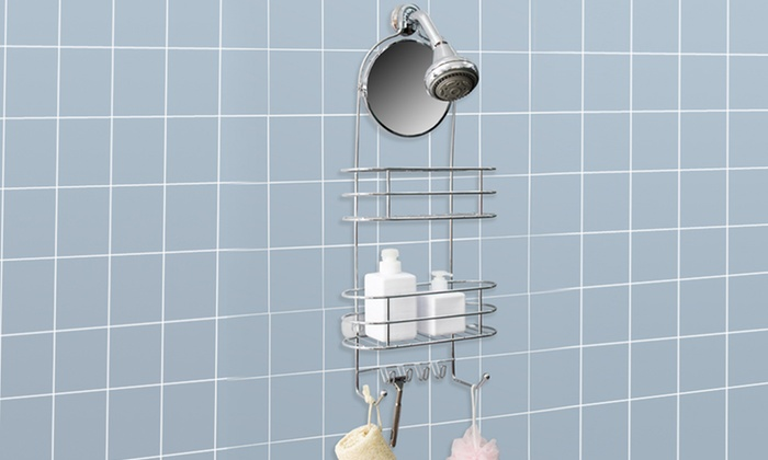 2-Tier Shower Caddy | Groupon