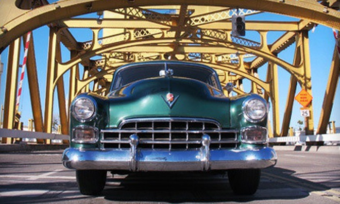 California Automobile Museum - Old Sacramento: Automotive Event or Classes with Membership to California Automobile Museum (Up to Half Off). Three Options Available.