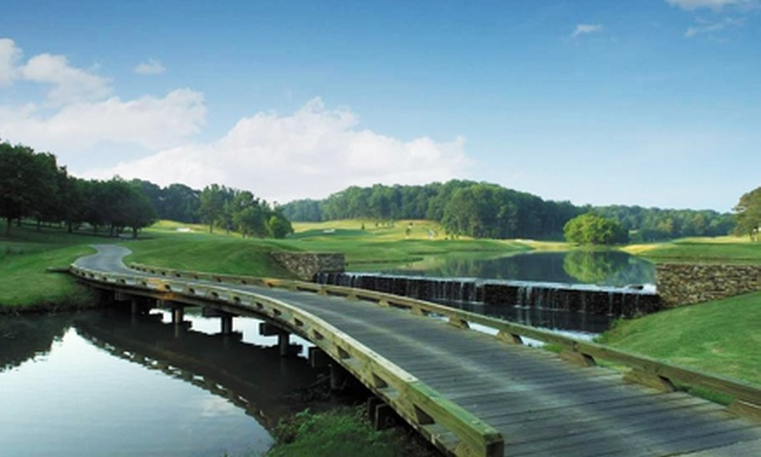 Woodmont Golf Club - Canton: $59 for Five 18-Hole Rounds of Golf at Woodmont Golf Club (Up to $400 Value)