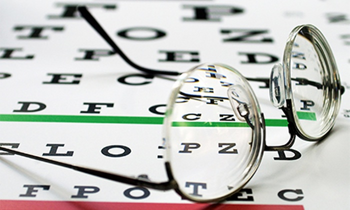 Clear Vision Medical Center Inc - Hoover: $40 for $80 Worth of Services at Clear Vision Medical Center Inc