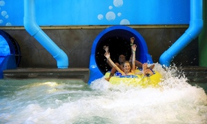 Family-Friendly Hotel with Indoor Water Park at The Hotel ML and CoCo Key Water Resort, plus 6.0% Cash Back from Ebates.