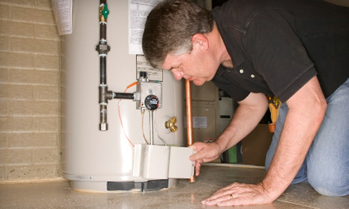 Texas All Pro Plumbing and Air Conditioning - San Antonio: $49 for an AC or Water-Heater Tune-Up from Texas All Pro Plumbing & Air Conditioning ($129 Value)