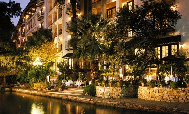 Omni La Mansion del Rio - San Antonio, TX: Stay at Omni La Mansion del Rio in San Antonio, TX. Dates into September.