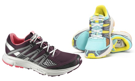 groupon daily deal - Salomon XR Shift Women's Running Shoes. Multiple Options Available. Free Returns.