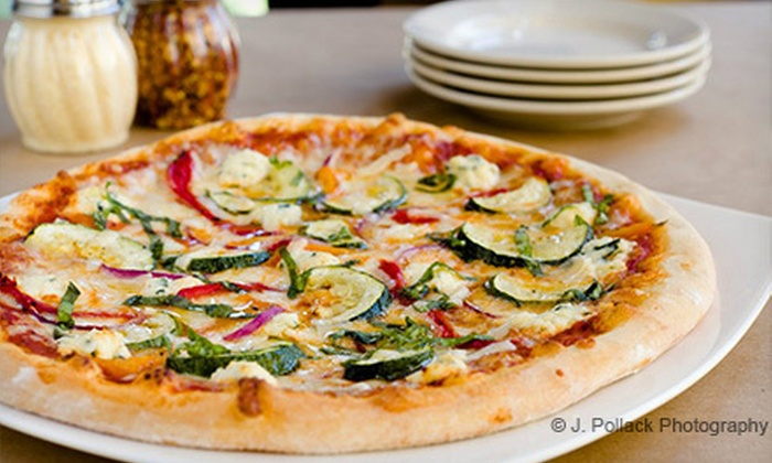 Onesto Pizza & Trattoria - Princeton Heights: Italian Food at Onesto Pizza & Trattoria (Half Off). Two Options Available.