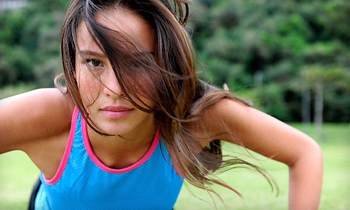 Push FX Training - Langley: 5 or 10 Boot-Camp Classes from Push FX Training (Up to 69% Off)