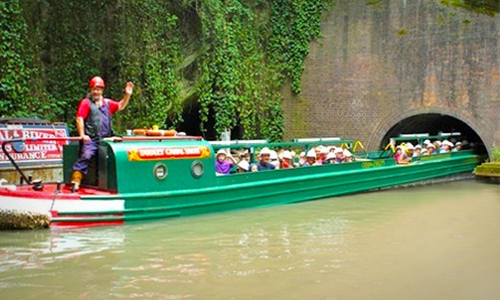 Dudley Canal Trust - Dudley: Historic Canal Tour For Two (£6) or Family (£9) with Dudley Canal Trust (up to 54% Off)