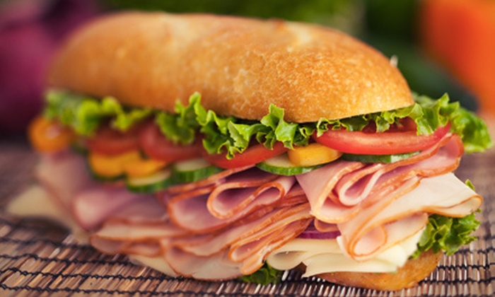 Captains Galley - Captain's Galley: $5 Worth of Sub Sandwiches, Wraps, and Sides