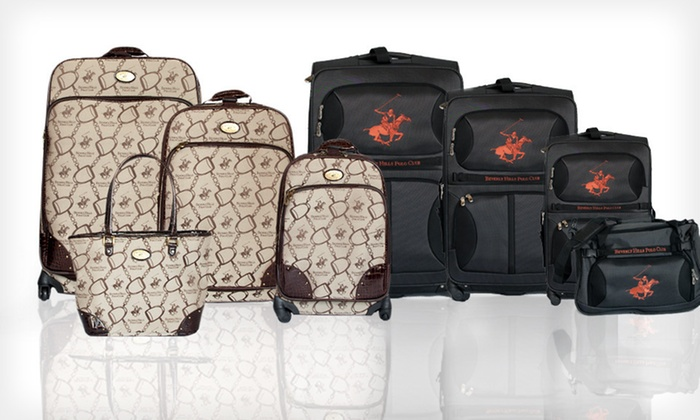 219.99 for a Beverly Hills Polo Club Luggage  fbd1d0a8e48fe