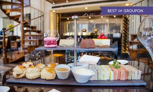 The Balcon London: Afternoon Tea (from £45) With Champagne (from £50) For Two at 5* London Hotel (Up to 15% Off)