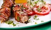 Astoria -Restaurant - Parkway Gardens: Russian Meal with Wine for Two or Four at Astoria Kabob House (Up to 52% Off)