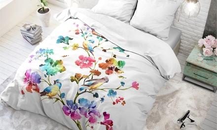 Bettwäsche aus reiner Baumwolle135 x 200 cm, 160 x 200 cm oder 200 x 200 cm im Modell nach Wahl