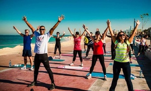 Fitness Boot Camp DXB: Boot Camp Sessions or Monthly Membership for One or Two at Fitness Boot Camp DXB (Up to 62% Off)