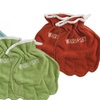 Set of 2 Wash N' Dry Microfiber Cleaning Mitts