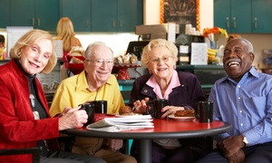 Grand Meres Adult Day Health Club: $49 for One 8-Hour Senior Day-Care Package at Grand Meres Adult Day Health Club ($104 Value)