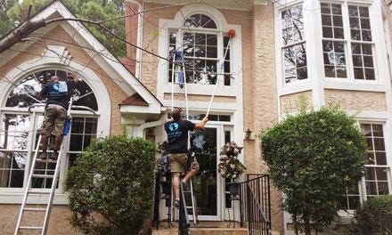 Abracadabra window cleaning up to 59 off atlanta groupon for Abracadabra salon