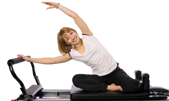 Reform Your Core Pilates - Multiple Locations: One Private Reformer Session or Four Foundation Sessions, or Both at Reform Your Core Pilates (Up to 54% Off)