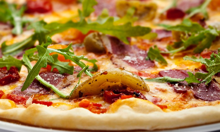 Fortel's Pizza Den - Multiple Locations: $11 for $20 Worth of Pizzeria Cuisine at Fortel's Pizza Den
