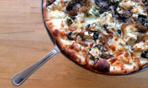 Pete's New Haven Style Apizza (Clarendon): $12 for $20 Worth of Italian-Inspired Pizzeria Fare at Pete's New Haven Style Apizza