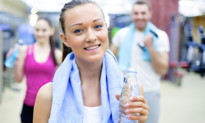 Gina's Total Fitness - South Windsor: Four Weeks of Fitness Classes at Gina's Total Fitness (52% Off)