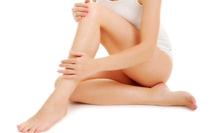 Three Laser Hair-Removal Treatments for a Small, Medium, or Large Area at Skin Laze (87% Off)