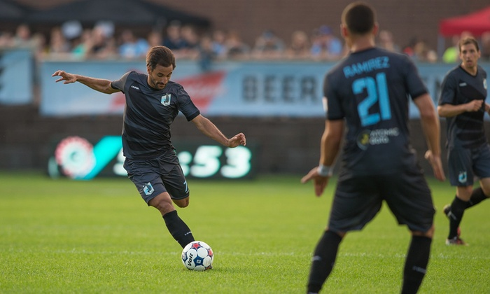 Minnesota United FC Soccer Game Package with Post-Game Shot for One, Two, or Four on July 16, 20, or 23