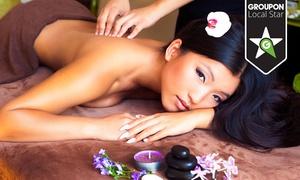 Salon Olivka: Dowolny masaż od 75,99 zł w Salonie Olivka w Babka Tower (do -52%)