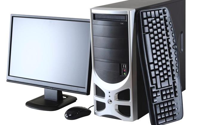 Inkamamasters Computer Repair - New York City: One Hour of Computer-Repair Service from Inkamamasters Computer Repair (47% Off)