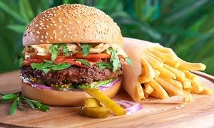 Kebab & Burger 1000-lecia: Dowolny burger z frytkami za 19,99 zł i więcej opcji w Kebab & Burger 1000-lecia w Katowicach (do -40%)
