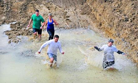 Muddy Fanatic 5K Adventure Race on Sat., May 19 - Muddy Fanatic in Sellersburg