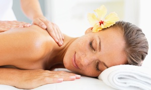 Jesthi Spa Beauty House: Back, Neck and Shoulder Massage from R75 with Optional Indian Head Massage (Up to 70% Off)