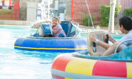 $25 for Four Attraction Tickets and Two $10 Arcade Play Cards at Funtasticks Family Fun Park ($50 Value)